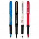 BIC Grip Roller Chrome Pen